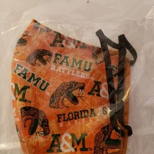 Other - Florida A&M Rattlers Handmade Face Mask